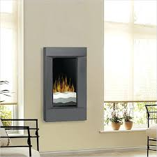electric fireplace insert at logs menards wall mount ca