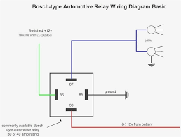 wiring diagram relay electrical bakdesigns co for wire