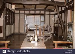 Building japanese furniture Mastermind Japan Japan Tokyo Edo Tokyo Museum Traditional House With Western Style Furniture Interior Alamy Japan Tokyo Edo Tokyo Museum Traditional House With Western Style