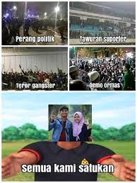 Asupan meme pemersatu bangsa berdamage 18+ #part1. Pencury Meme Pemersatu Bangsa Hsm Facebook