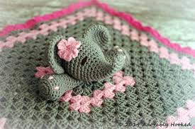 Free Crochet Lovey Pattern Gorgeous Ravelry Elephant Lovey Pattern By Carolina Guzman