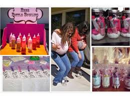 baby shower for girls and prizes for the winners