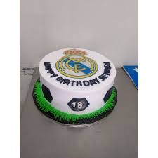 Soccer Designer Cake In Hyderabad Buy Cakes Online In Hyderabad