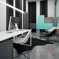 stylish modern modular office furniture design. Furniture \u0026 Furnishing Stunning Office Wall Decor With Bold Blue And Black Painting Plus Modern Modular Stylish Design E