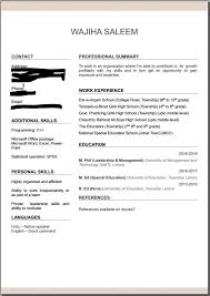 Khubaibbashir I Will Set Up A Well Managed Cv Or Linkedin Profile For 5 On Www Fiverr Com