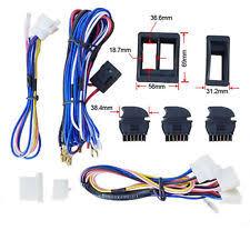 mazda mx6 window switch ebay Window Switch Wiring Harness 12v universal power window switch kits top quality with wiring harness 12 volt (fits window switch wiring harness