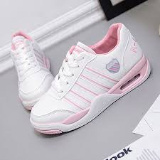 K Swiss Size Chart Inches Womens White And Pink Sneakers K Swiss Look Air Pump