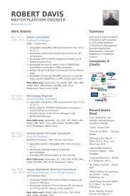 Consulting Resume Template Resume Templates Impressive Consultant