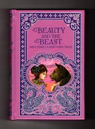 beauty and the beast and other classic fairy tales b n bonded leather edition first edition first printing thus 2016