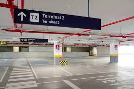 Resultado de imagem para estacionamento aeroporto guarulhos