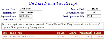 Add nyc department of finance as a new payee. Pay Personal Property Tax