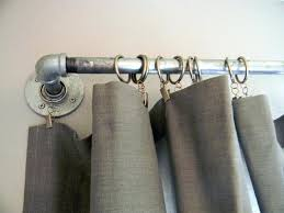 diy outdoor curtain rod outdoor curtain rods