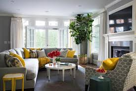 Gray Living Room Best Decoration