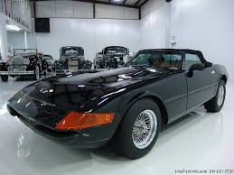 Personalised plates included in sale: 1971 Ferrari Daytona Spider Replica For Sale Daniel Schmitt Co