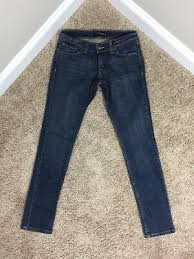 Women Levis Levis Too Superlow 524 Skinny Jeans Size 3