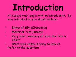 Cinderella Critical Essay