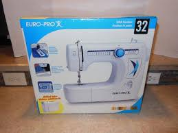 Euro Pro Sewing Machine 464xc Price