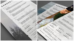 well designed resume examples for your inspiration photographer resume by cursive q designs