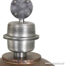 Industriële Hanglamp Bruinbrons Tafel Straluma