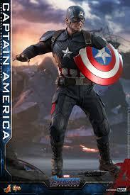 hot toys avengers endgame capn america 009