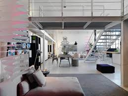 Decoration: Outdoor Loft Space - Industrial Design