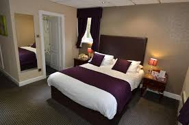 a bed or beds in a room at best western preston chorley west park hall hotel