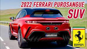 2022 ferrari purosangue price estimate. Everything You Need To Know About The Ferrari Purosangue