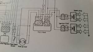 damsen in destress tid 1404 ignitor configuration xjbikes this is from an 1982 wiring diagram 1982 xj750j maxim follow this diagram x ref your wiring colors that you are using in the pic above
