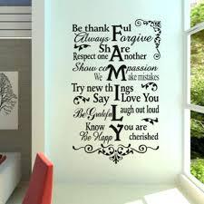peachy ideas word wall art decoration vinyl decorations mirror decor believe canvas generator stickers decals wood
