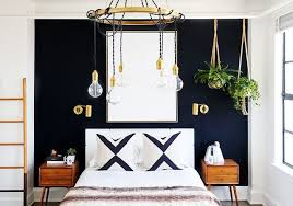 black modern chandeliers. Round-Up Of Modern Chandeliers Under $500 Via Simply Grove Black M