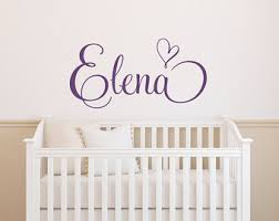 pretty design name wall art decal etsy heart monogram nursery girls for stickers letters ideas uk on personalised metal wall art uk with pretty design name wall art decal etsy heart monogram nursery girls