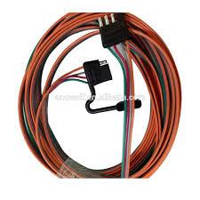 wesbar 707261 wishbone style trailer wiring harness with 4 flat wesbar 4 pin 5 wire diagram wesbar 707261 wishbone style trailer wiring harness with 4 flat connector