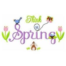 Image result for Happy Spring clip art