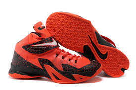 lebron 8 soldier. cheap for sale nike zoom lebron soldier 8 university red black-white-1