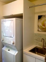 Washer Dryer Cabinet furniture awesome stackable washer and dryer for smart laundry 4958 by uwakikaiketsu.us