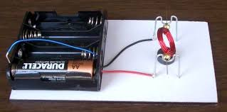 simple homemade electric motor. Conventional Motor With 1 Magnet Simple Homemade Electric