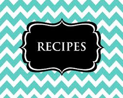 recipes cover page template. Unique Cover EDITABLE Recipe Binder Printable Aqua Black Sheet Card Recipes  To Try Template Cover Spine Favorite Letter Size Throughout Page A
