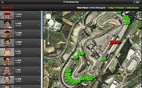 F1 Live Timing Map - DZone Web Dev
