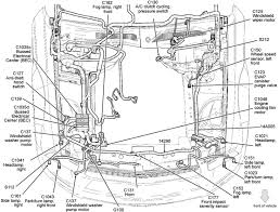 Engine bay diagram mustang fuse and wiring diagrams