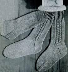 Sock Knitting Pattern Mesmerizing Four Needle Socks Knitting Patterns
