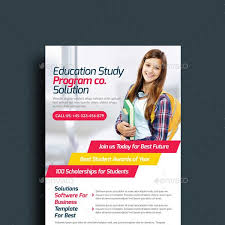 education poster templates education flyer templates free download new free educational flyer
