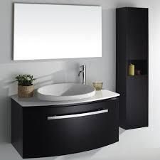 Bathroom Vanity Black Bathroom Design Beautiful Shape Vanities Black Wooden Furniture