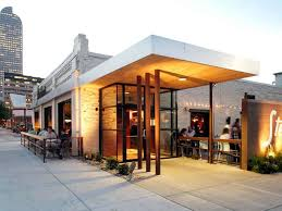 Exterior Restaurant Design