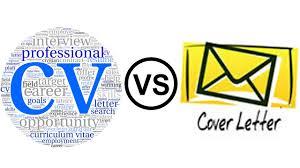 Cv Curriculum Vitae Vs Cover Letter Aldecode