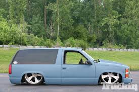1998 Chevrolet Tahoe - Rolling Deep - Busted Knuckles - Truckin ...