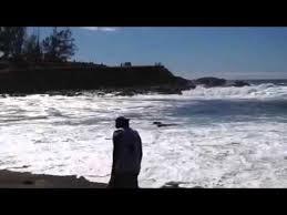 Glass Beach At Port Allen In Eleele Town Kauai Hawaii October 2015