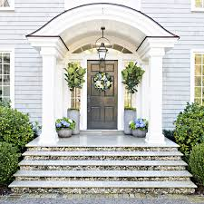 barn front doorSix Tips For Creating A Dramatic Front Door Container Garden