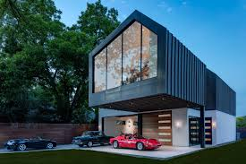 The AUTOHAUS Is a Car Collector's Dream Home