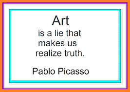 Famous Artist Quotes Mesmerizing The SmARTteacher Resource Art IsFamous Artist Quotes