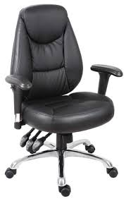 luxury office chairs leather. teknik portland luxury operator chair office chairs leather h